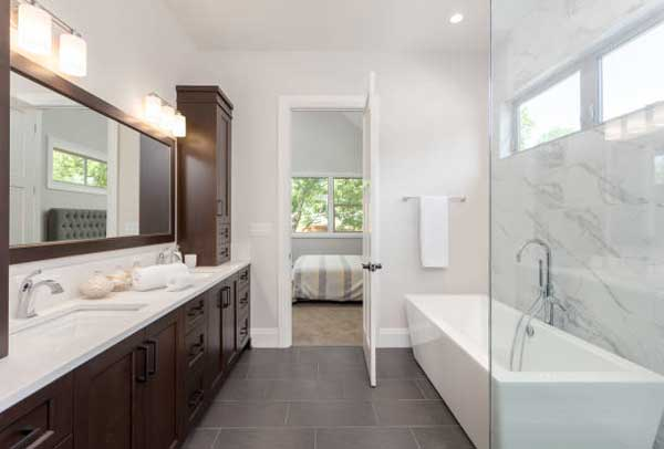 Mirror Splashback   Bathroom   Melbourne Splashbacks