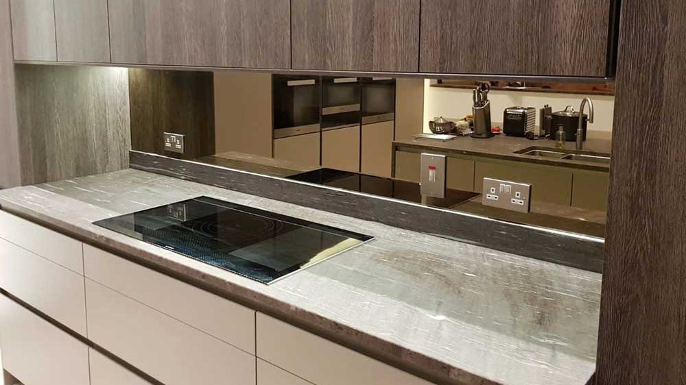 Mirrored Glass Splashback | Melbourne Splashbacks